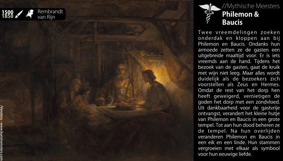 Mythe Philemon en Baucis