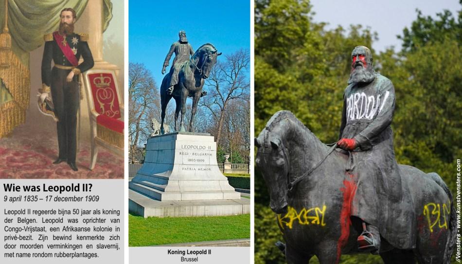 Wie was koning Leopold II?