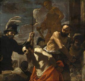 Mattia Preti - Onthoofding van Paulus