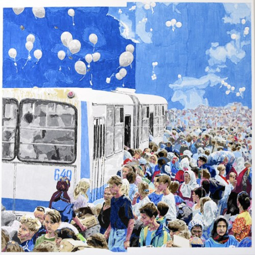 Peter Koole - the Sky or the Bus