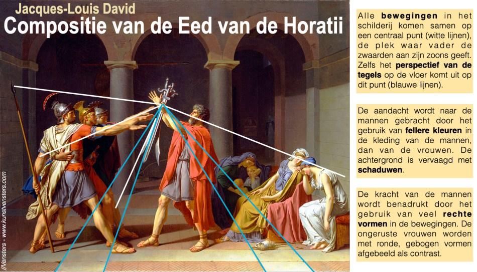 Eed van de Horatii - David