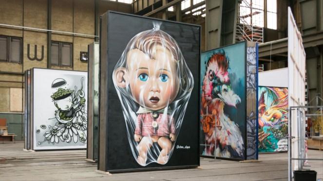 Street Art Today - Foto: Vice
