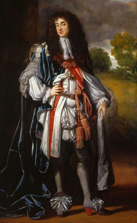 Simon Verelst - Charles II
