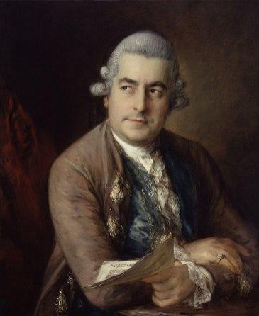 Thomas Gainsborough - J.C. Bach