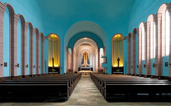 Neuerscheinung zu Kunst und Kirche im Erzbistum Berlin