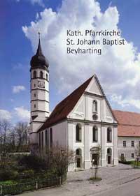 Pfarrkirche St. Johann Baptist, Beyharting