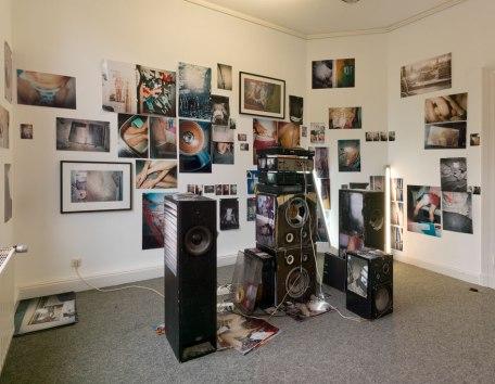 Hans Petri_Galerie der Stadt Remscheid, 2014 Foto ©Wolfgang Günzel