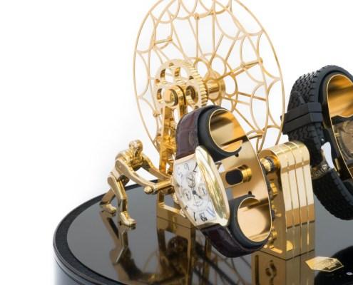 Kunstwinder Ferris Wheel Gold Watch Winder