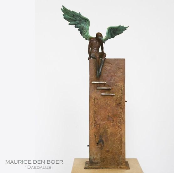 Daedalus sculpture