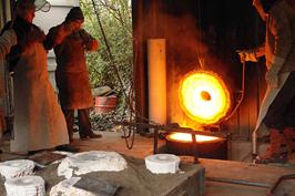 Bronsgieten Maurice Den Boer Workshops
