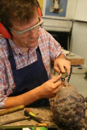 Bronsgieten workshops