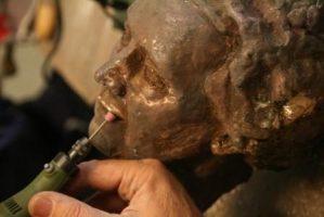 Workshop bronsgieten