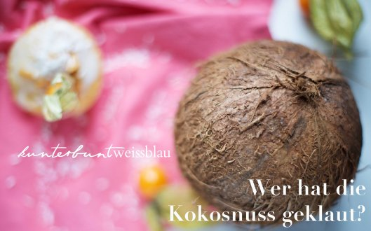 Kokosmuffins