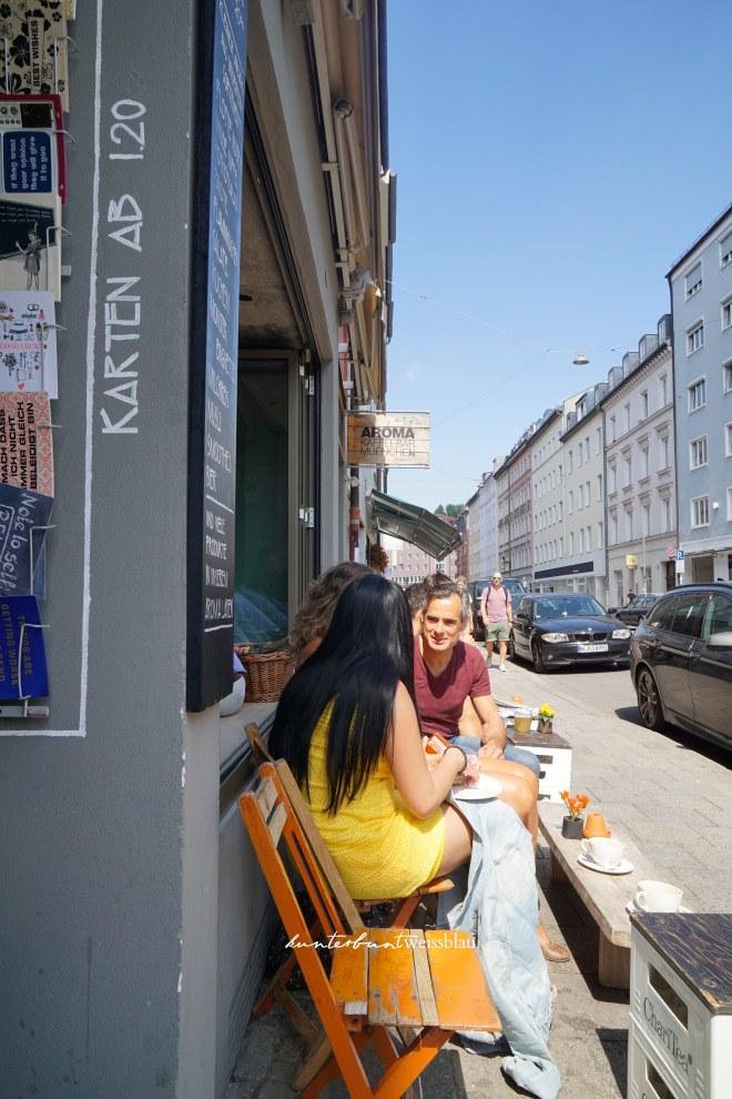 Aroma Cafe München