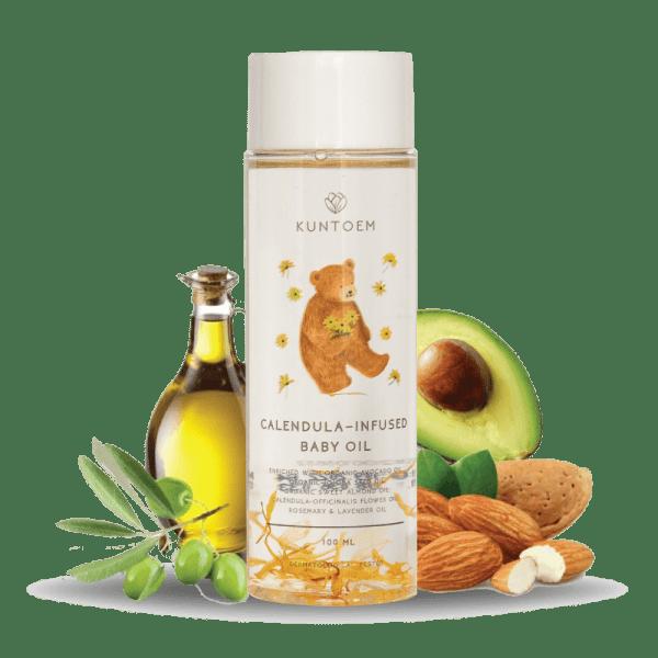 Kuntoem baby oil