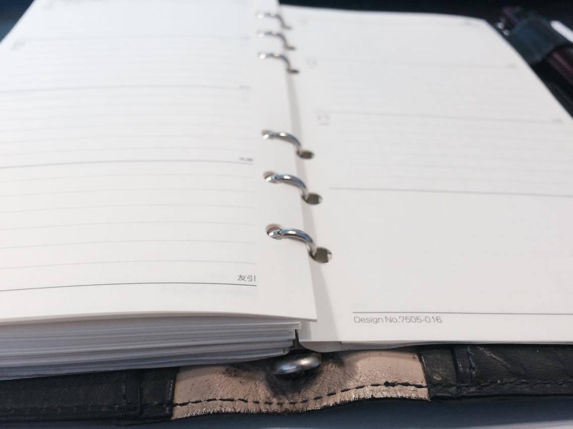 俯瞰的な手帳の使い方 -13年間続けている自分史の作成方法-