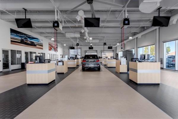Autobahn Mercedes Dealership - Year of Clean Water