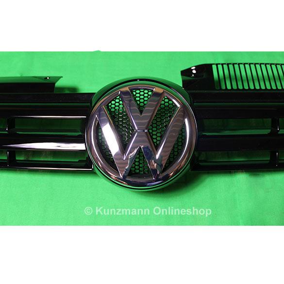 VW Golf 6R Carbon SchlüsselAnhänger  Schwarz  5,6 x 4