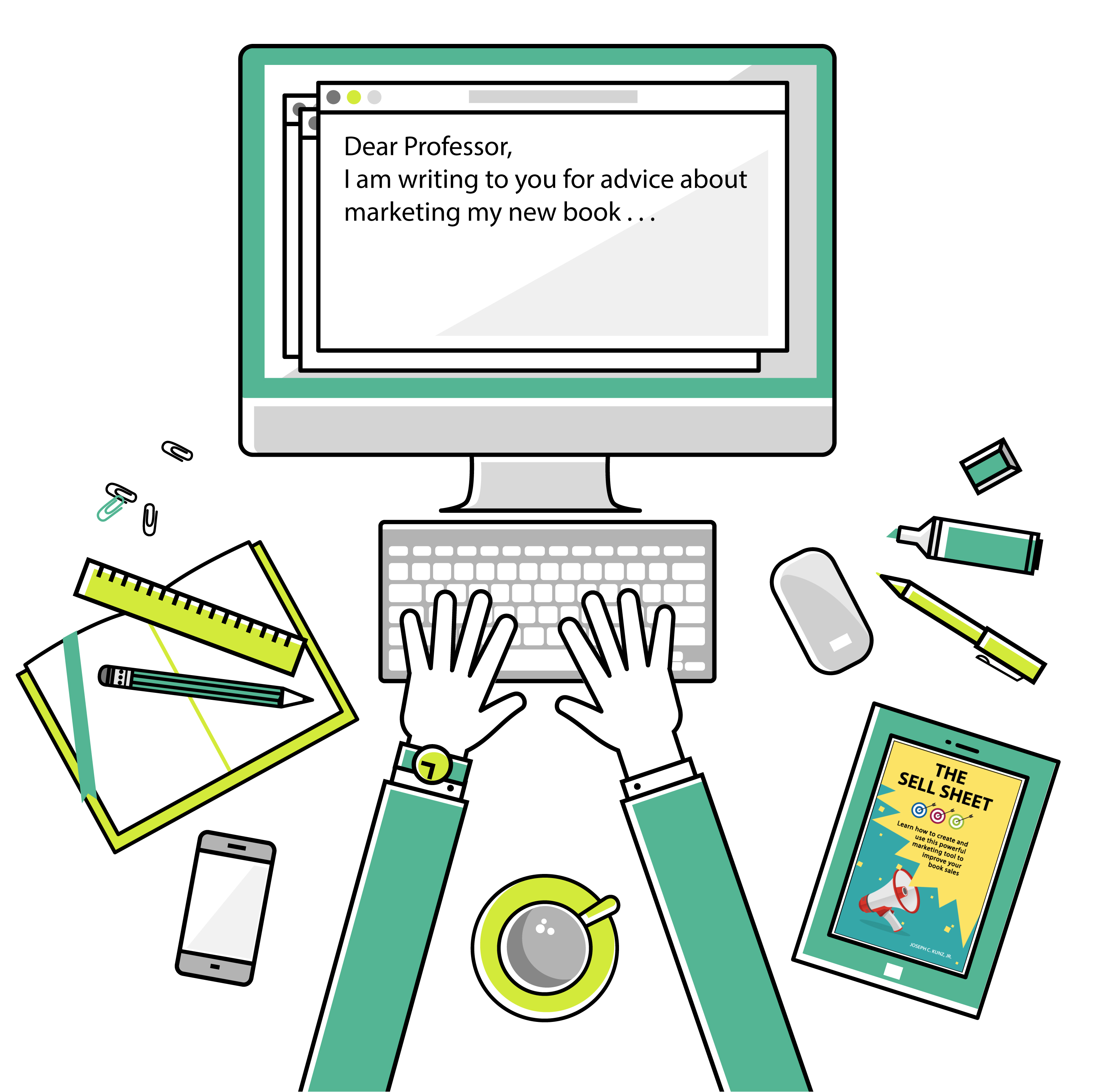 Sell Sheet Worksheet And Questionnaire For Self Publishers