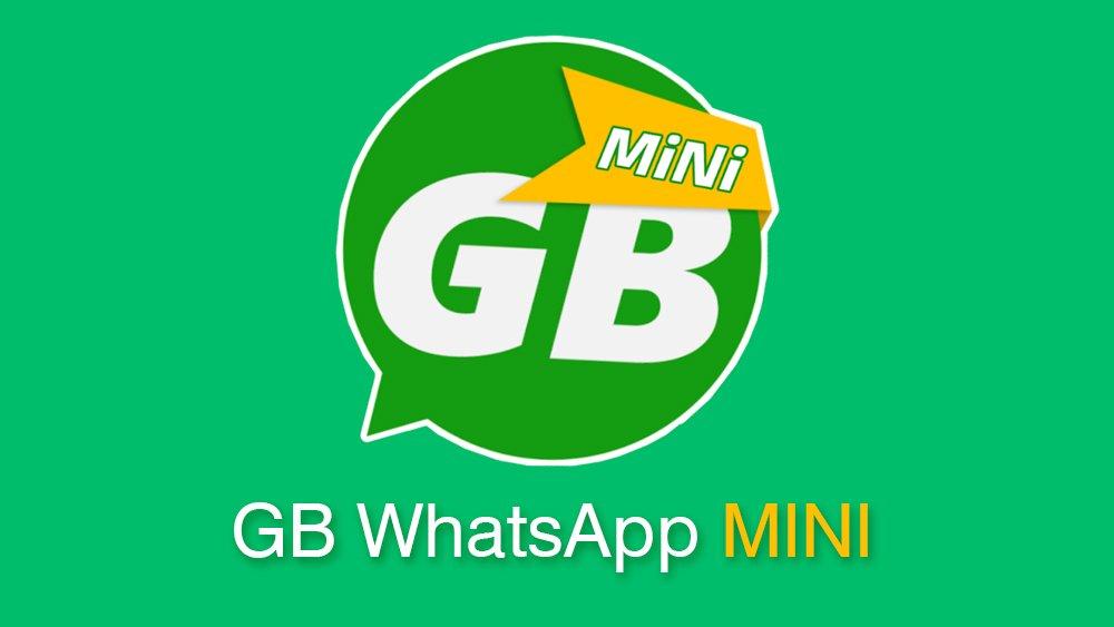 gbwhatsapp mini ukuran kecil