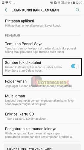 install apk whatsapp mod di android