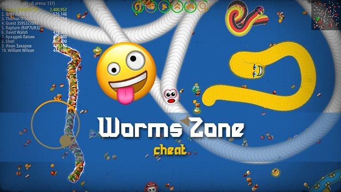 Cara Cheat Worms Zone Cacing Super Tanpa Mod Dan Root Kuotareguler Com