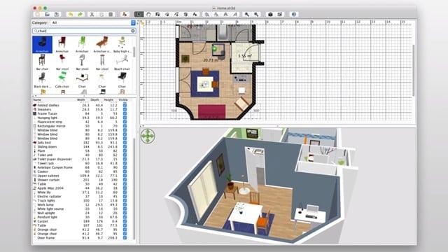 Ứng dụng thiết kế nhà miễn phí này dành cho người mới bắt đầu sử dụng máy tính