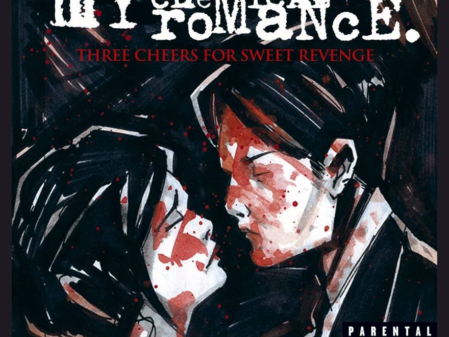 three cheers for sweet revenge portada