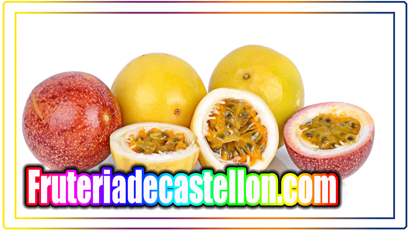 VARIÉTÉ DE FRUITS DE LA PASSION - MATURE - FRUTERIADECASTELLON.COM