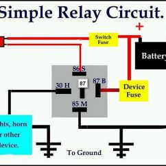 Dual Battery Wiring Diagram Car Audio Fiat Punto Mk2 Technical Cinq T Jet Build Page 8 The Forum Mengganti Relay Dengan Mosfet Untuk Solusi Lampu Depan Atau Klakson Keong Yang Lebih Hemat ...