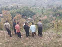 Nyari Rumput Diatas Bukit,  Warga Umbulrejo Tewas Setelah Jatuh Dari Ketinggian Ratusan Meter