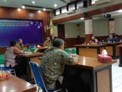 Bertemu Dengan Pengurus PWM Yogyakarta, Muhammadiyah Dukung Immawan Jadi Cabup?