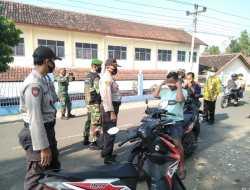 Operasi Yustisi Penegakan Protokol Kesehatan,  Polisi Sasar Terminal Dan Pasar Panggang