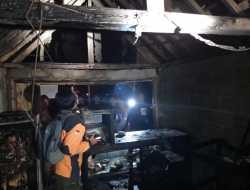 Warung Karsiyem Ludes Dilalap Si Jago Merah,  Kerugian Capai Puluhan Juta