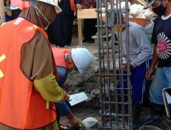 Peletakan Batu Pertama Renovasi Masjid Al-Huda Kuwon oleh Bupati Gunungkidul