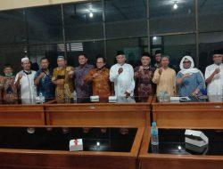 Sowan Ke PDM Gunungkidul, Sutrisna – Ardi Disambut Sesepuh Muhammadiyah
