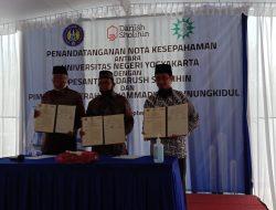 UNY, Muhammadiyah Dan Darusholikhin Bekerjasama Wujudkan Laboratorium Pendidikan Karakter