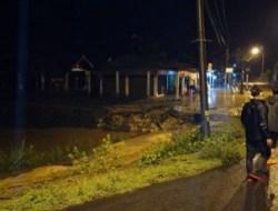 Hujan Intensitas Tinggi Genangi Wilayah Dua Kepanewon