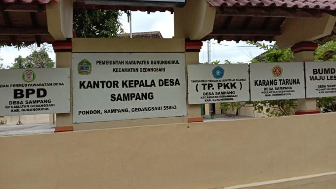 Kantor Kalurahan Sampang