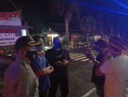 Disuruh Tutup Polisi Saat Malam Pergantian Tahun Baru,  Pedagang Taman Kuliner Protes