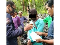 Nyolong Uang 300 Ribu, Warga Saptosari Dibekuk Polisi