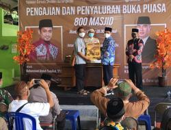 Ponpes Darush Solikhin Salurkan Bantuan Uang Dan Kurma Kepada 800 Masjid Se – Gunungkidul