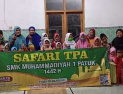 Sosialisasikan PPDB, SMK Muhammadiyah 1 Patuk Safari Rutin Ke Sejumlah Masjid