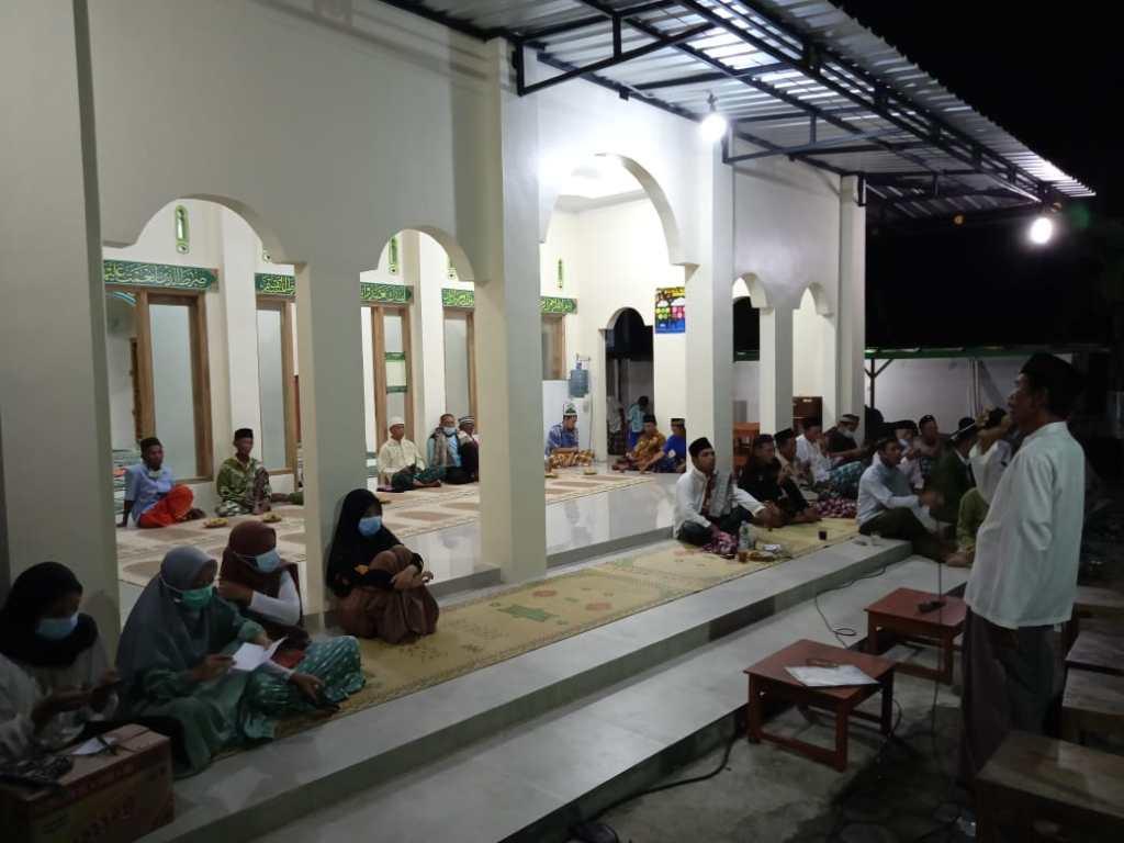 Kajian Pemuda Muslim di Masjid Attaubah