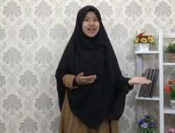 Siswi SMA Muhammadiyah Daarul Khoir Sabet Juara Bergengsi Lomba Pidato Bahasa Arab