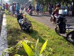 Kecelakaan Maut, Dua Orang Meninggal di Lokasi Kejadian Setelah Terlindas Truk