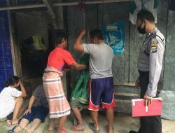 Warga Karangsari Ditemukan Anaknya Gantung Diri di Teras Rumah