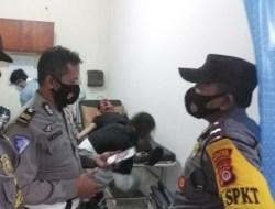 Nabrak Bokong Truk, Warga Katongan Dilarikan ke Rumah Sakit