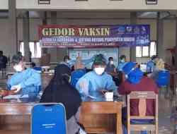 Turun Ke Ponjong, Organisasi Kepemudaan Gunungkidul Gedor Vaksin