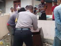 Kotak Infaq Masjid Al Mu'min Digasak Pencuri